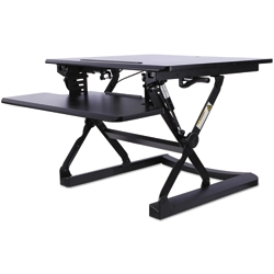 "Sit Stand Lifting Workstation, 30""W, 14878"