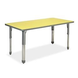 "Rectangular ReMarkable Table - 24""W x 60""D, 46514"