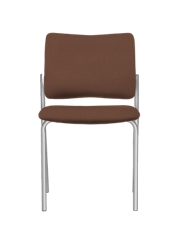 Armless Vinyl Stack Chair , 51733