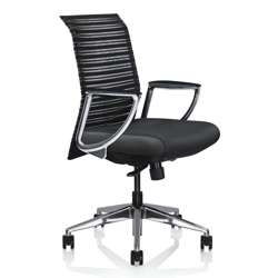 Modern Fabric Conference Chair, 52372