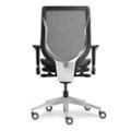Mid-Back Mesh Task Chair - Aluminum Base, 57027