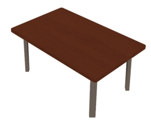 "Jacob Coffee Table - 39.5""W x 21.5""D, 26652"
