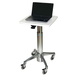 Adjustable Height Laptop Cart, 61003