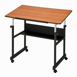 Adjustable Height Drafting Table, 70212