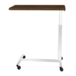 "Standard Overbed U-Base Table - 30""W, 26177"