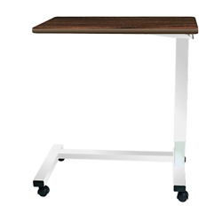"Heavy Duty H-Base Overbed Table - 32""W, 26182"