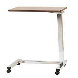"Heavy Duty U-Base Overbed Table - 32""W, 26183"