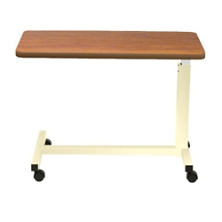 "Bariatric H-Base Overbed Table - 40""W, 26184"