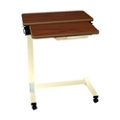 "Split-Top Overbed Fork Base Table with Laminate Top - 32""W, 26187"