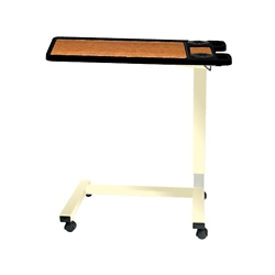 "Executive Overbed U-Base Table with Laminate Top - 32""W, 26193"