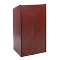 Mobile Traditional Lectern, 43298