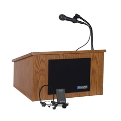 Wireless Tabletop Lectern, 43316