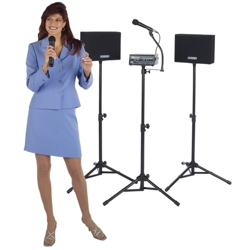 50W Wireless Voice Carrier PA System, 43357