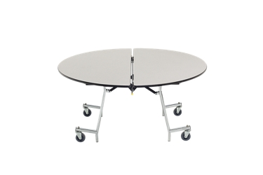 Round Mobile Shape Table , 46699