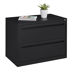 """Stahl Two Drawer Lateral File with Counterweight - 36""""W, 30914"""
