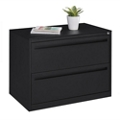 "Stahl Two Drawer Lateral File with Counterweight - 36""W, 30914"