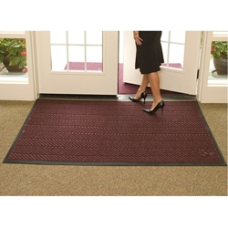 Recycled Content Floor Mat 6 x 8.4, 54383