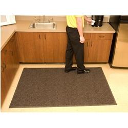 Recycled Scraper Floor Mat - 4' x 10', 54947