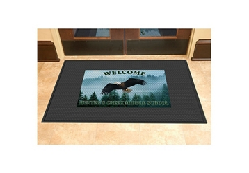 Customized Logo Mat - 2.5' x 3', 54443