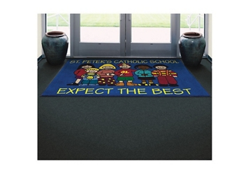 High Definition Custom Logo Mat - 4' x 8', 54454