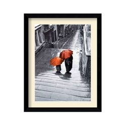 Bristol Rain by Joseph McKeown - Framed Photography Print, 87613