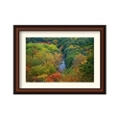 Autumn River by David Liam Kyle - Framed Photography Print, 87654