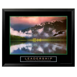 Leadership Motivational Print, 91853