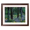 "Balsam Root Lupine Print - 33"" x 27"", 91877"