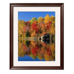 "Simon Lake Reflection Print - 27"" x 33"", 91880"