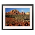"Red Rock Country Print - 33"" x 27"", 91881"