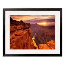 """Grand Canyon Print - 33"""" x 27"""", 91884"""