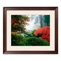"Japanese Garden Print - 29"" x 25"", 91886"