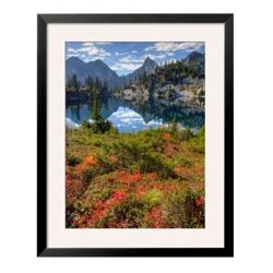 """Gem Lake Print - 27"""" x 33"""", 91887"""