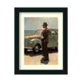Midday by Balding - Framed Art Print, 82681