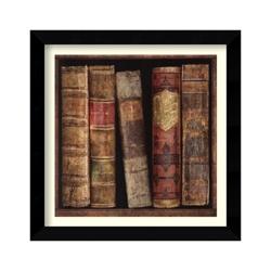 In Library I by Brennan - Framed Art Print, 82692
