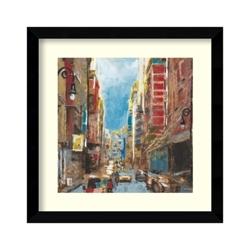 Bright Lights Big City I by Jardine - Framed Art Print, 82695