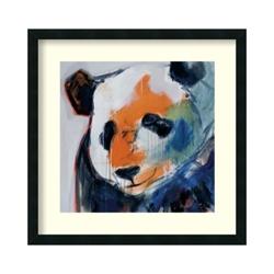 Call Me Panda by Maritz - Framed Art Print, 82713