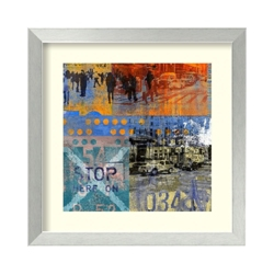 Move On Eleven by Pfrommer- Framed Art Print, 82697