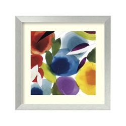 Melody of Color I by Abellan - Framed Art Print, 82709