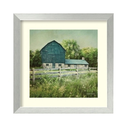 Blissful Country III by Urquhart - Framed Art Print, 82715