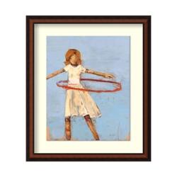 Hula #3 by Kinkead - Framed Art Print, 82684