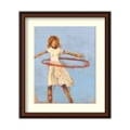 Hula #3 by Kinkead - Framed Art Print, 82684