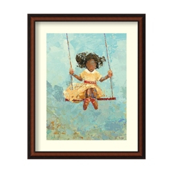 Swing #11 by Kinkead - Framed Art Print, 82687