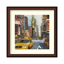 Bright Lights Big City 2 by Jardine - Framed Art Print, 82694
