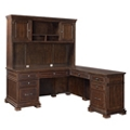 "Executive L-Desk with Hutch- 66""W x 79""D, 14315"