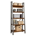 Five Shelf Leaning Bookcase, 32224