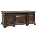 "Curved Top Executive Desk - 72""W, 10465"