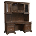 "Credenza and Hutch - 74""W, 10536"