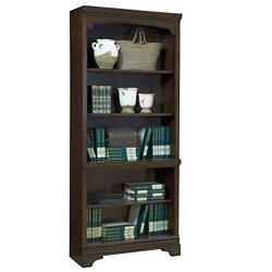 """Five Shelf Bookcase - 77.5""""H, 32199"""