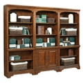 "Fifteen Shelf Bookcase Wall - 78""H, 32228"
